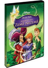 DVD - Petr Pan 2: Návrat do Země Nezemě
