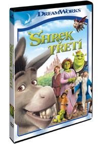 DVD - Shrek Třetí