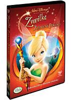 DVD - Zvonilka a ztracený poklad