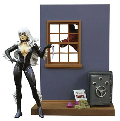 Black Cat - Marvel Select Action Figure 18cm