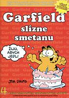 Garfield 04: Garfield slízne smetanu