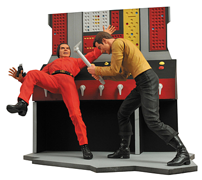 Star Trek - Captain Kirk - TOS Select Action Figure