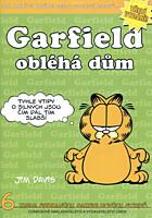 Garfield 06: Garfield obléhá dům