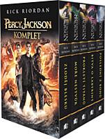 Percy Jackson - komplet 1.-5. díl