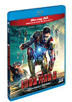 BD - Iron Man 3 (Blu-ray 2D + 3D)