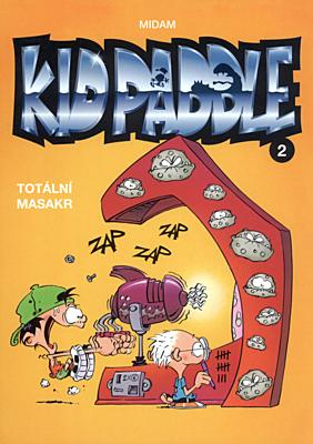 Kid Paddle 2: Totální masakr