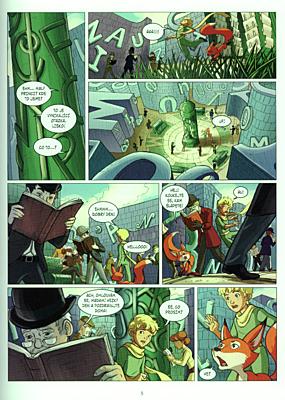 Malý princ a Planeta knihomolů