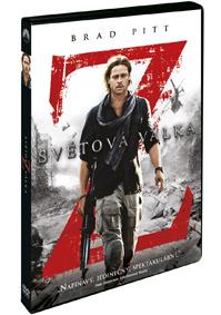 DVD - Světová válka Z