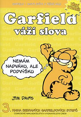 Garfield 03: Garfield váží slova