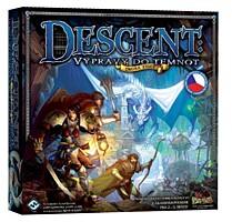 Descent: Výpravy do temnot (druhá edice, CZ)