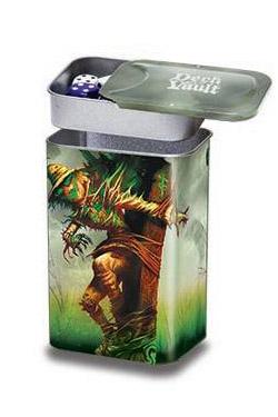 Krabička na karty kovová - Dark Side of Oz: Scarecrow