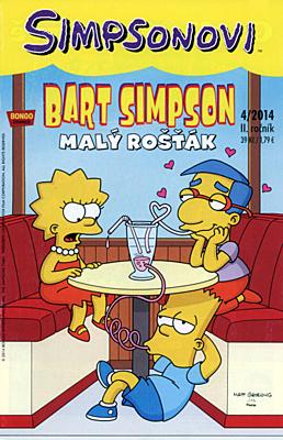 Bart Simpson #008 (2014/04)