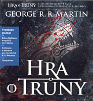 Hra o trůny (4x MP3 CD)
