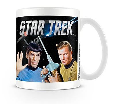Star Trek - Hrnek Kirk a Spock