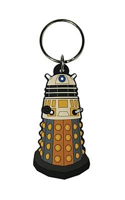 Doctor Who - Gumová klíčenka Dalek