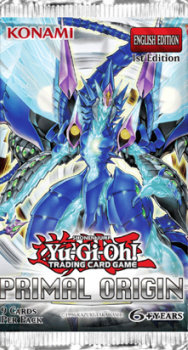 Yu-Gi-Oh - Primal Origin Booster