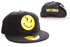 Watchmen - kšiltovka Smiley Logo adjustable