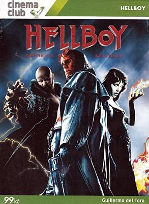 DVD - Hellboy