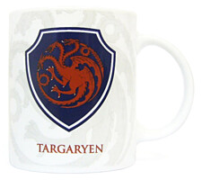 Game of Thrones - Hrnek Targaryen Shield