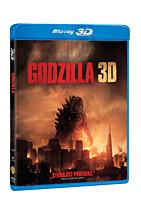 BD - Godzilla (Blu-ray 3D + 2D)
