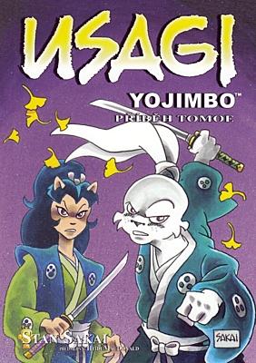 Usagi Yojimbo 22: Příběh Tomoe