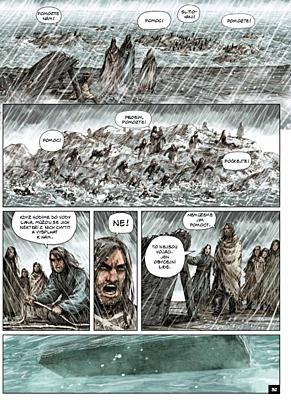 Noe 3: Čtyřicet dní a čtyřicet nocí