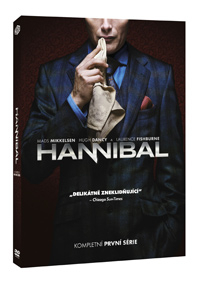 DVD - Hannibal 1. série (4 DVD)
