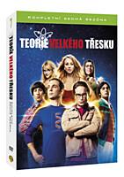 DVD - Teorie velkého třesku - 7. série (3 DVD)