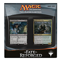 Magic: The Gathering - Fate Reforged 2 Player Clash Pack