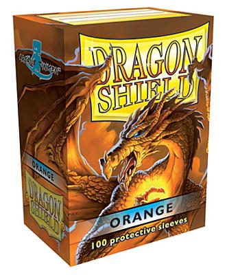 Dragon Shield - Obaly Standard Orange 100ks