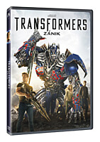 DVD - Transformers 4: Zánik