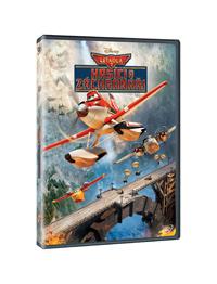 DVD - Letadla 2: Hasiči a záchranáři