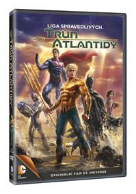 DVD - DCU: Liga spravedlivých: Trůn Atlantidy