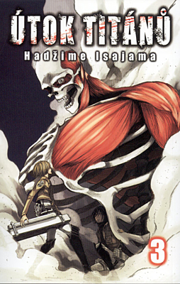 Útok titánů 03