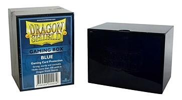 Dragon Shield - Gaming Box - Blue