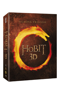 BD - Hobit kolekce 1-3 (12 Blu-ray 2D+3D)