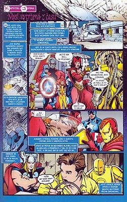 UKK 61 - Avengers: Na věky věků, část 1 (61)