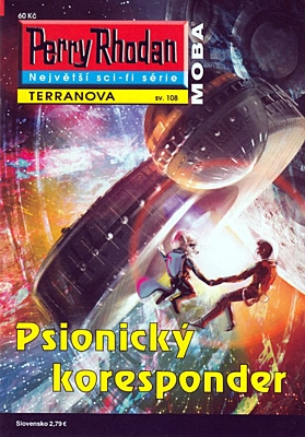 Perry Rhodan - Terranova 108: Psionický koresponder