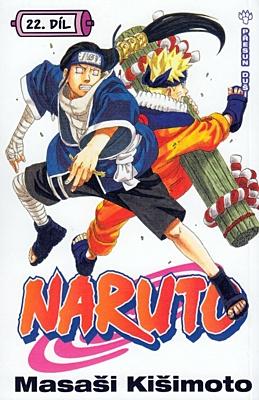 Naruto 22: Přesun duší