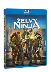 BD - Želvy Ninja (Blu-ray)