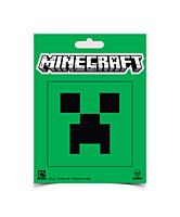 Minecraft - samolepky Creeper Face