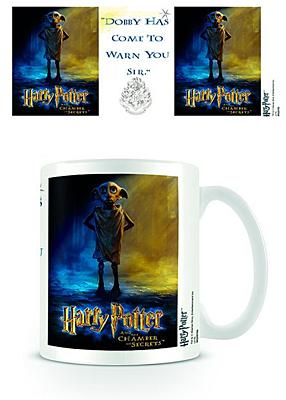 Harry Potter - Hrnek Dobby Warning