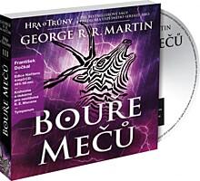 Bouře mečů (5x MP3 CD)