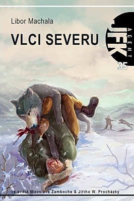 Agent J. F. K. 35: Vlci severu