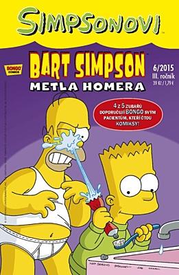 Bart Simpson #022 (2015/06) - Metla Homera