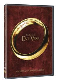DVD - Pán prstenů 2: Dvě věže - rozšířená edice (2 DVD)