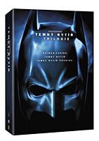DVD - Temný rytíř trilogie (6 DVD)