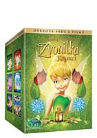DVD - Zvonilka kolekce II 1 - 6 (6 DVD)