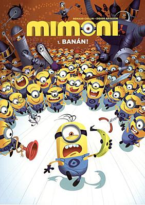 Mimoni 1: Banán