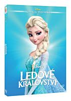 DVD - Ledové království (Disney klasické pohádky 21)